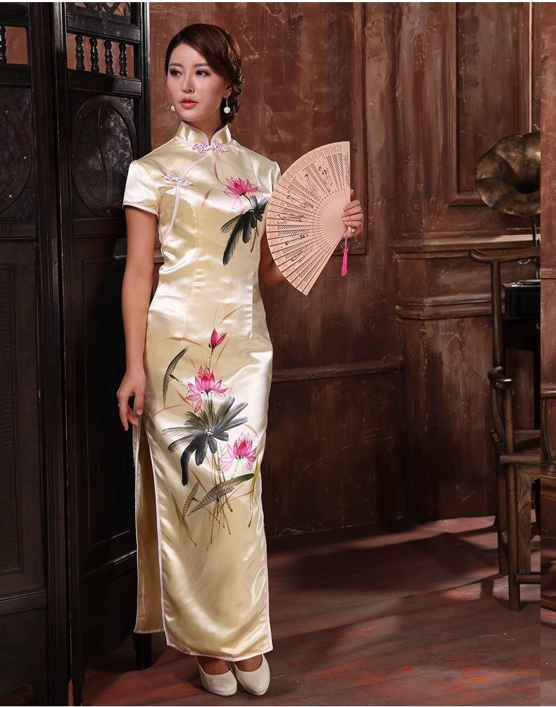 67品美女东方神韵之旗袍美
