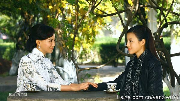 电视剧《螳螂》之美女特工:代薇和陈丽红