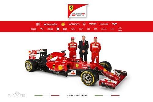 法拉利车队新车F14-T