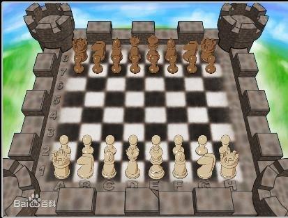 国际象棋大师的秘密图片