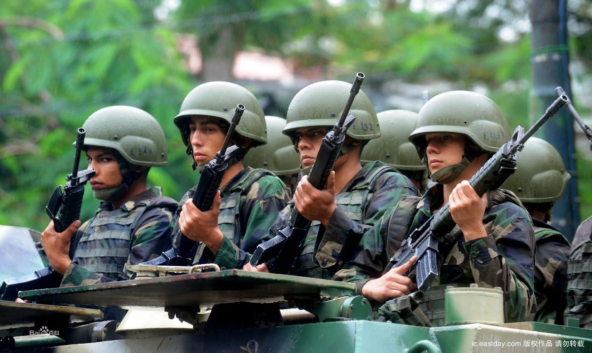 巴拉圭军队