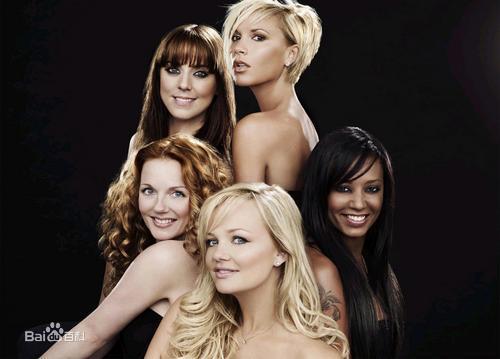 Spice Girls(辣妹组合)