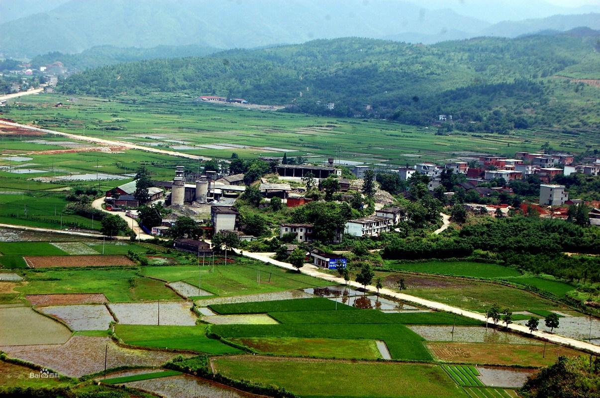 万年县风景