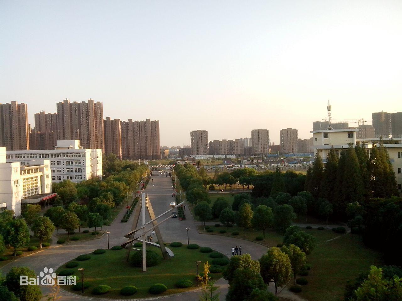 安徽工程大学现代教育技术中心图片 高清图片