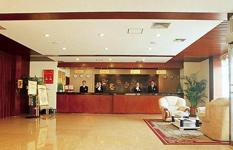 北京华清温泉宾馆 高清图片