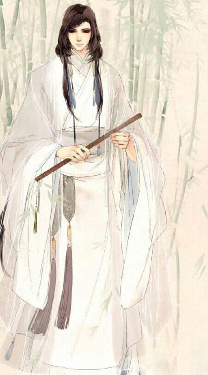 苏陌叶,是唐七公子所著古言小说《三生三世枕上书》中的男配角,是西海图片