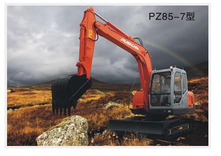 作业占地面积为 42000 平方米,以生产小型,中型全液压挖掘机为主,全面