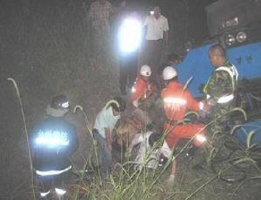 8·27甬台温高速车祸事故图片