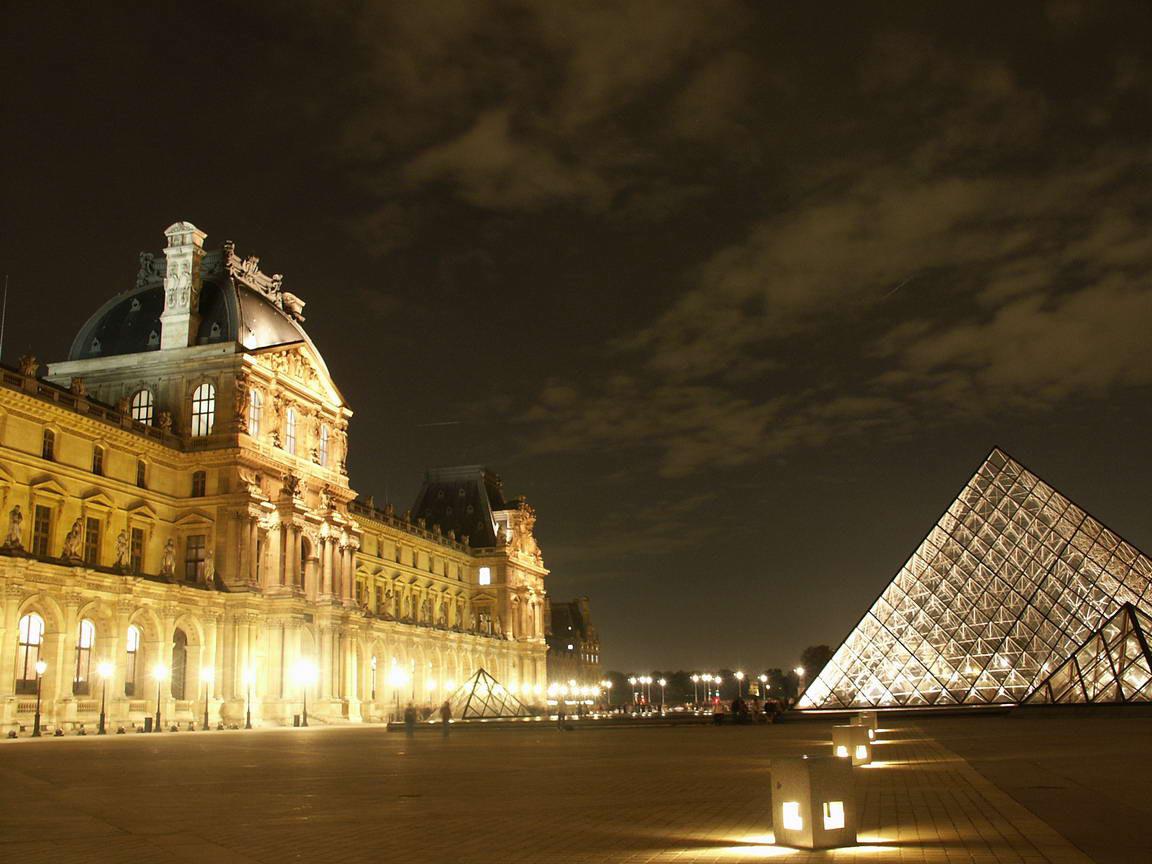卢浮宫图片集萃