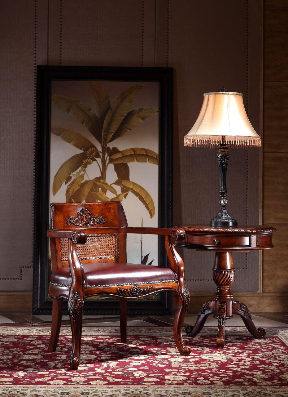 美式家具必须经过几个阶段的作业才能凸显美式风格图片