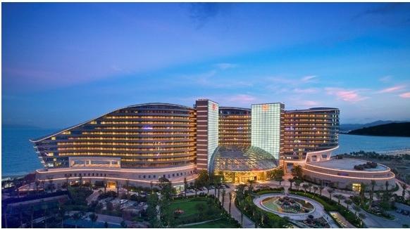 卡尔森环球酒店公司在82个国家拥有逾1700家酒店,度假村,餐厅及游轮图片