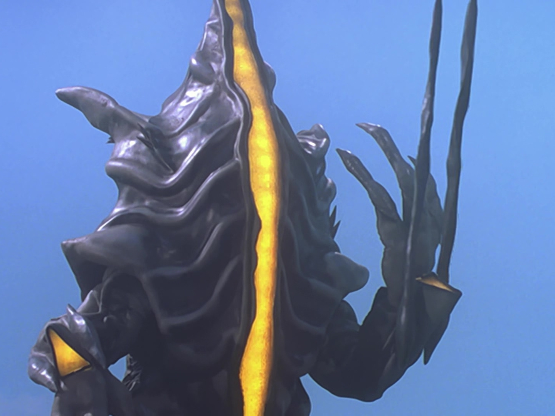 巨大异形兽撒旦毕佐