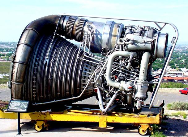 低温推进剂火箭发动机