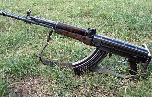 hk32(7.62mm)自动步枪