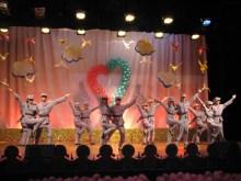 舞台塑胶地板图片-舞美牌