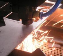 激光切割工程图