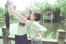 青摄影会馆闺蜜写真《季末芬芳》