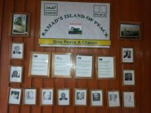 Samad's Island Of Peace