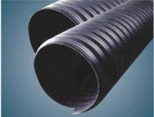 图(1):钢带增强PE螺旋波纹管