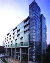 同济大学建筑与城规楼群