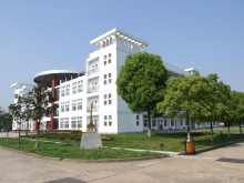 武汉市澳门威尼斯人网址区第一中学校园风光