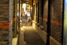 上海新天地夜景