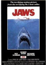 大白鲨海报