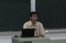 洪国彬教授