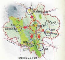 固原市空间规划
