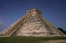 墨西哥的玛雅古迹