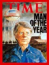 时代周刊1976年度风云人物:吉米・卡特