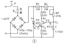调压器电路图