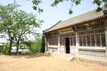 孟姜女庙风光