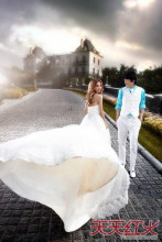 常州爱琴海岸婚纱摄影