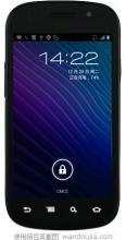 Nexus S 4.0 界面