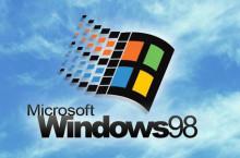 Windows 98 界面
