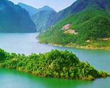 白龙湖 风景图
