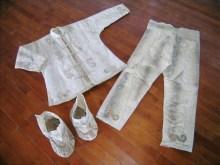 旗装内衣裤