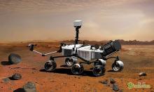 好奇号火星漫游车