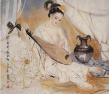 刘红琴作品欣赏