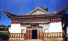 飞来寺风光(1)