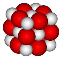 氧化钙分子