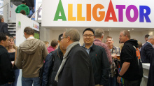 鳄鱼漆和德国总部参加德国国际涂料博览会