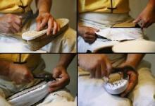 千层底布鞋制作工艺