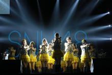 SNH48《爱的幸运曲奇》Live版