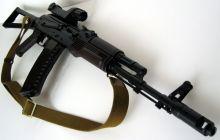 AK-74突击步枪