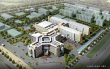 丰城新人民医院鸟瞰图