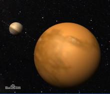 土星部分卫星