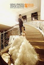 青摄影会馆婚纱摄影《王的宫殿》