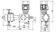 jyx系列液压隔膜计量泵图片